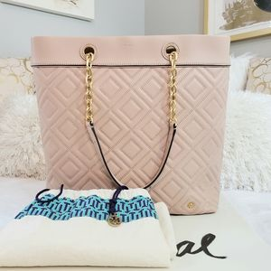 NWT Tory Burch Large Fleming Tote